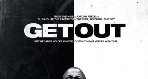 Get Out Film Movie Poster